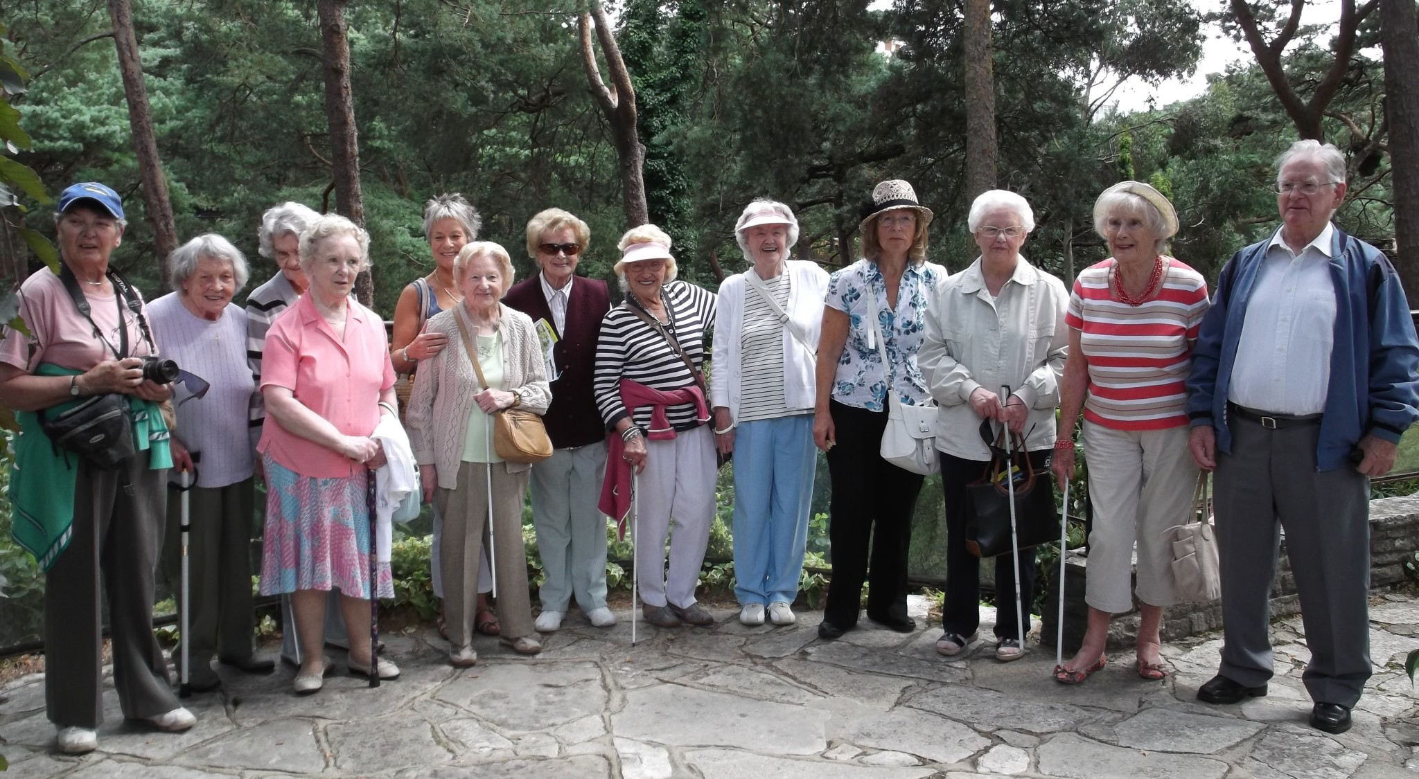 Volunteer at one of our social clubs