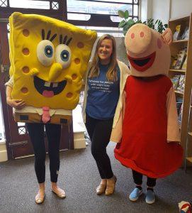 Amanda Cordrey Community and Corporate Fundraiser